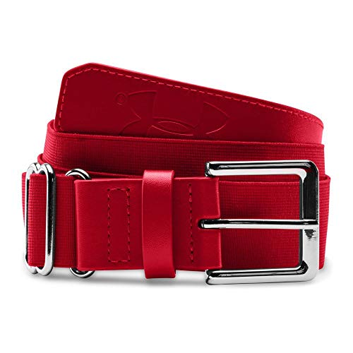 Under Armour Boys  Baseball Belt , Red (600) Red , One Size Fits All