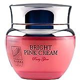 Rivona Naturals Bright Pink Cream for Premium Whitening & Brightening Skin Enriched with Vitamin E &...