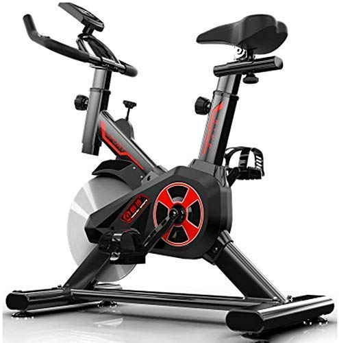 Bicicleta de ejercicio interior, equipo de entrenamiento de bicicletas, ejercicio para el hogar para dar forma a un cuerpo sano, ajuste de peso necesario en el manillar y la comodidad de la XIAO1230 w