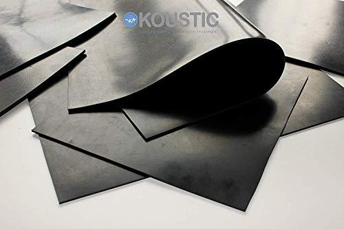 ölbeständig Nitril Gummi Blatt–A4Größe: 2mm Stärke
