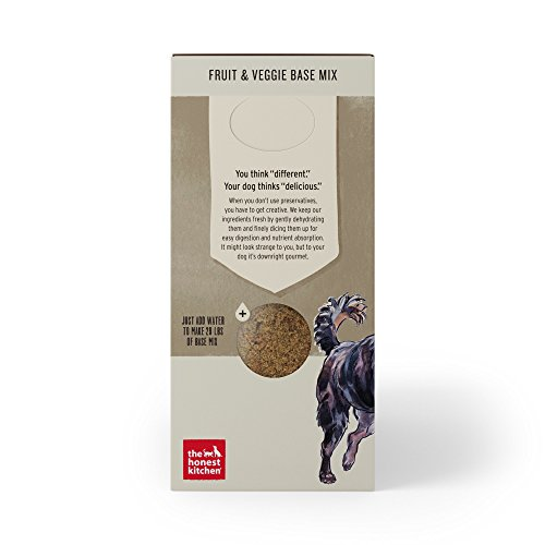 The Honest Kitchen Human Grade Dehydrated Grain Free Fruit