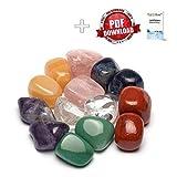 Großes Wasseredelstein-Set | Mischung mit 7 beliebten Sorten | Premium Wassersteine zur Herstellung von...