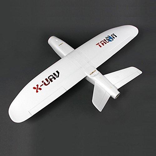 Artee Shop X-UAV Talon EPO 1718mm Wingspan V-Tail FPV Plane Aircraft Kit V3