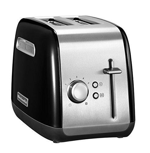 KitchenAid CLASSIC 2-Scheiben-Toaster, 1.8 kg, schwarz