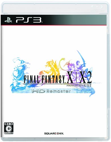 ファイナルファンタジーX/X-2HDRemaster-PS3
