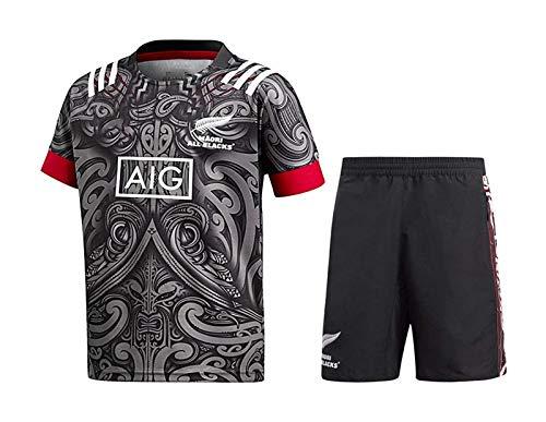 DZHTSWD 2020 / 2021New Zelanda M □ ori Rugby Jersey camise