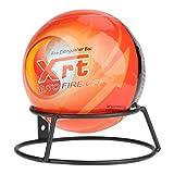 Dispositivo de extinción de Incendios de autoactivación, Bola de extintor de Incendios, Ideal para el hogar, RV, automóvil, Barco y más(1,3 kg)