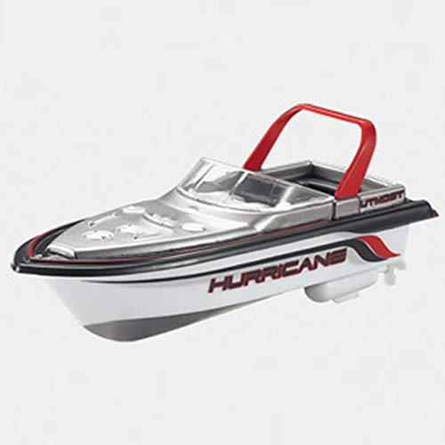 XLST Ferngesteuertes Boot RC Boot Motorboot Ferngesteuert High Speed Boot Mit Funkfernsteuerung Batteriebetrieben, Geschenke Für Erwachsene Und Kinder,Rot