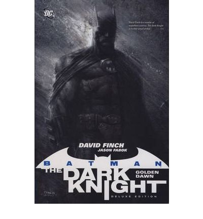 (BATMAN) BY [FINCH, DAVID](AUTHOR)HARDBACK