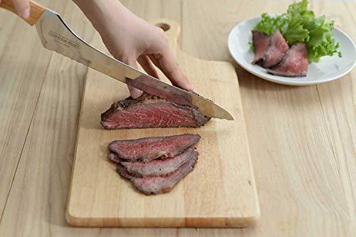パン切り包丁つばめのパンナイフ23.5cm日本製木柄A-77028