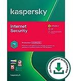 Kaspersky Internet Security 2021 | 5 Appareils | 1 An | Windows/Mac/Android | Code d'activation...