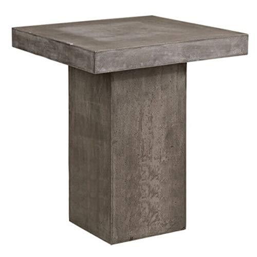 MATHI DESIGN Table Haute carrée