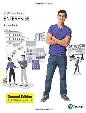 BTEC Tech Award Enterprise Student Book 2nd edition