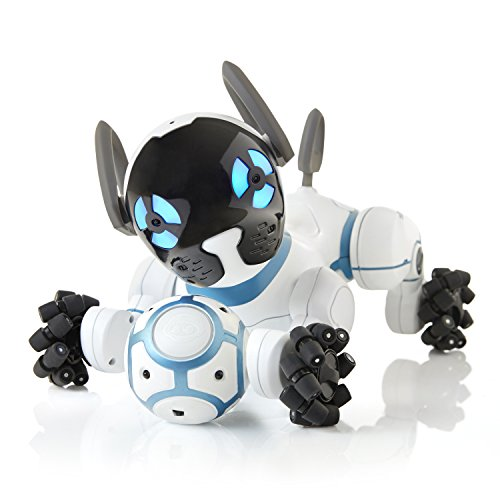 WowWee - 0805 - CHiP Robot Toy Dog - Blanc