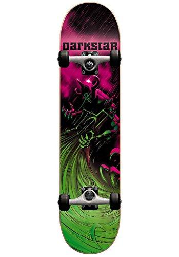 Darkstar 11314057 - Skateboard completo FP Tempest, 19,3 cm, colore: Multicolore