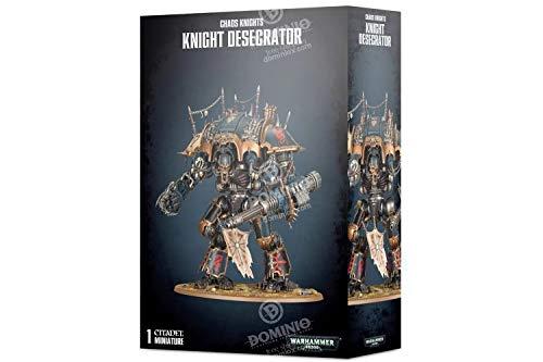 Games Workshop Warhammer 40k - Chaos Knights: Knight Desecrator / Rampager