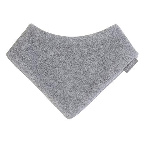 Sterntaler Baby - Unisex Halstuch Dreieckstuch, Grau, 2 (Herstellergröße: 2)