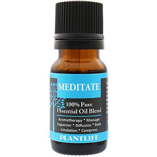 Plantlife Meditate - 100% Pure Essential Oil Blend