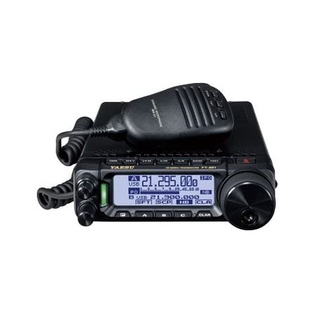 八重洲無線 HF/50MHz帯オールモードトランシーバー FT-891M