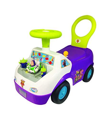 Kiddieland Toys Limited Buzz Lightyear Activity Ride On