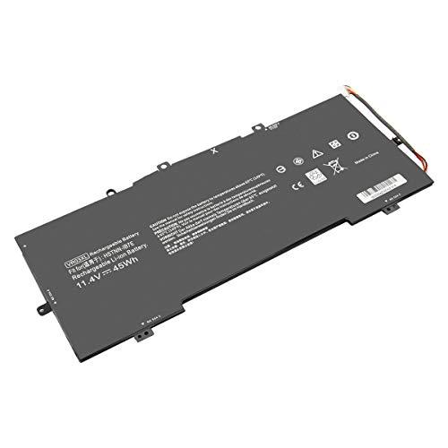 Exmate Batteria VR03XL 816497-1C1 HSTNN-IB7E per HP Pavilion 13-D Series 13-D000 13-D010NR 13-D020NG,HP Envy 13 Serie 13-D023TU 13-D024TU 13-D025TU 13-D046TU 13-D051TU 13-D056TU