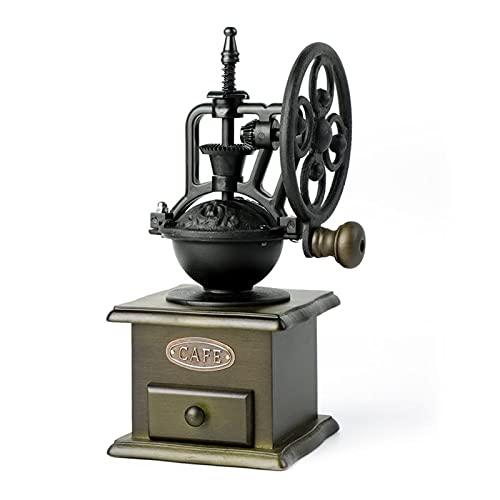 Maszyna do kawy Szlifierka kawy w stylu retro ręka szlifierka drewniana szlifierka do kawy Dostawy do domu