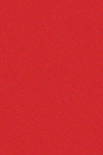 d-c-fix F3480007 zelfklevende folie, foliemaat 45 x 100 cm, dikte 0,10 mm, rood