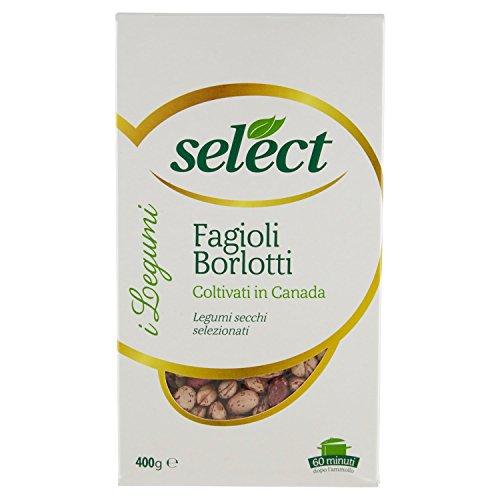 Select Fagioli Borlotti - 400 gr