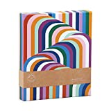 Galison Now House by Jonathan Adler Vertigo 1000 Piece Jigsaw Puzzle, Contemporary Abstract Art Puzzle with a Multitude of Colors in Unique Patterns
