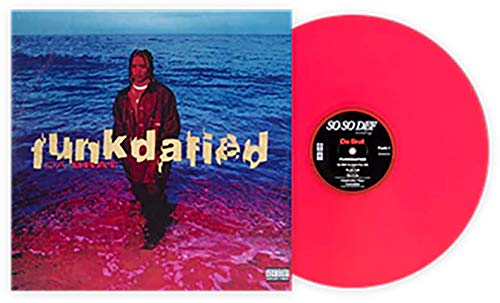 Funkdafied - Exclusive Limited Edition Neon Red Colored Vinyl LP