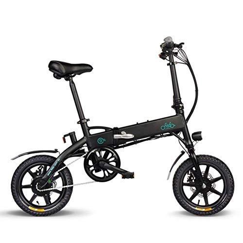 FIIDO D1 Ebike, vélo électrique léger en alliage d'aluminium pliable...