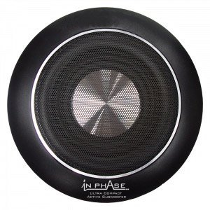 USW10 Ultra Compact Active Subwoofer