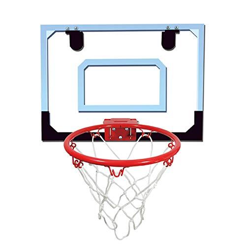 ZQZQMR Wandmontierter Basketball-Rückwand, Kinder, die Korb-Training, Indoor- und Outdoor-Familien-Eltern-Kind-Spielgeräte, ohne Stanzen