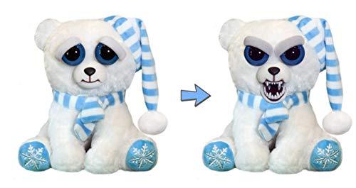 Feisty Pets Snowflake Polar Bear: Frankie Frostbite