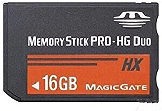 The memory stick Pro- HG duo 16GB (MS-HX16A)PSP Accessories for Sony camera
