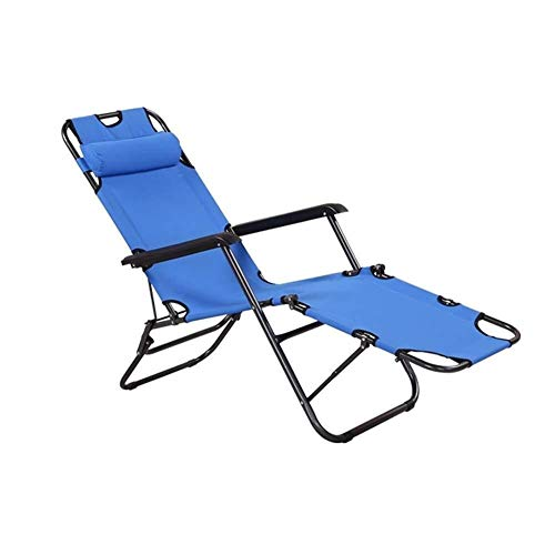 FANGQIAO SHOP Pesca Silla plegable portátil de camping al aire libre de heces reclinable con apoyabrazos Respaldo Almohada multifuncional versátil viajes de ocio picnic Montañismo Barbacoa Parque Aven