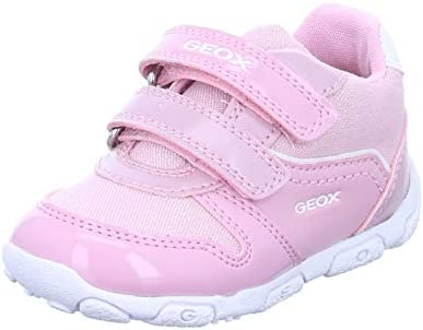 Geox Girls Toddler BALU 3 Pink First Steps 7 product image