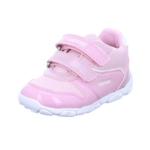 Geox Girls Toddler BALU 3 Pink First Steps 7
