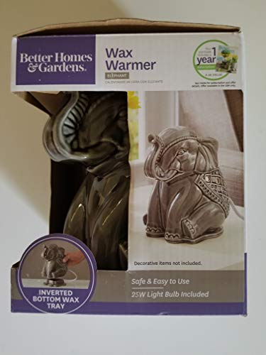 Better Homes and Gardens Full Size Wax Warmer Elephant