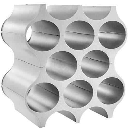 koziol Party-Piekser Thermoplastischer Kunststoff, organic grey