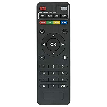 WINFLIKE Replaced Remote Control for MXQ Pro X96 T95 V88 Android TV Box MXQ-4K MXQ TX3MINI T9 X96s MXQ MXQ Pro MXQ 4K M8S X96 X96mini MXQ Pro T95M T95N Android MXQ/MXQ-4K/MXQ Pro/MX Pro/T95M/T95N