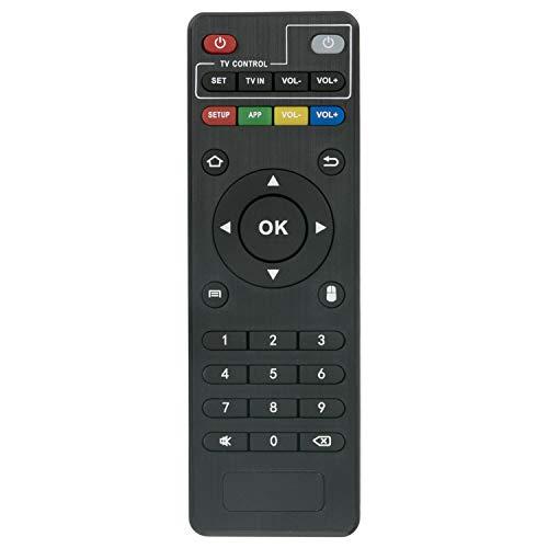 Telecomando di ricambio per MXQ Android TVBox MXQ Pro MXQ-Pro MXQ-4K RK3229 MX9 M8 M8C M8N M8S M9C M9C-4K M9C-MINI M10 T95 T95M T95N T95X T95-S1 T95-S2 H96 H96-Pro H96 pro+ (But H96 Plus) X96 X96-MINI