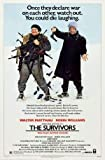 The Survivors – Robin Williams – Film Poster Plakat