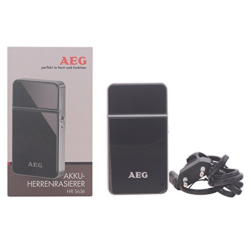 AEG Akku-Herrenrasierer HR 5636, schwarz