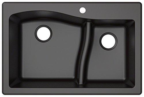 Suncast SSW1200 Mocha Resin Wicker 22- Gallon Storage Seat