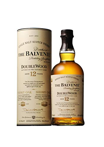 The Balvenie Doublewood Aged 12 Years Cl 70