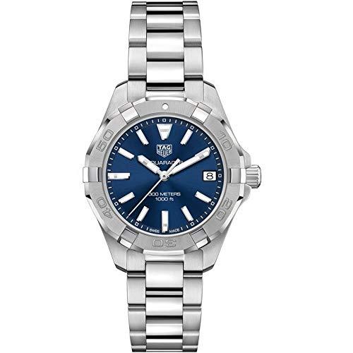 TAG Heuer Aquaracer Reloj de mujer cuarzo 32mm correa de acero WBD1312.BA0740