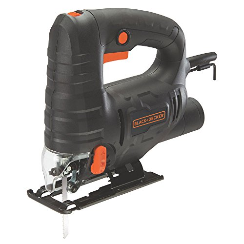 BLACK+DECKER Jig Saw, 4-Amp (BDEJS4C)