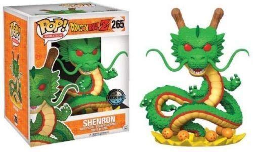 Figura Dragon Ball Z Dragón Shenron 15 cm Funko Pop Dragonball Super DBZ Goku #1