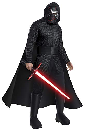 Rubie's Men's Star Wars: The Rise of Skywalker Deluxe Kylo Ren Costume, As Shown, X-Large